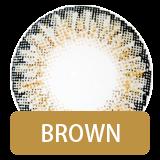 ブラウン カラコン